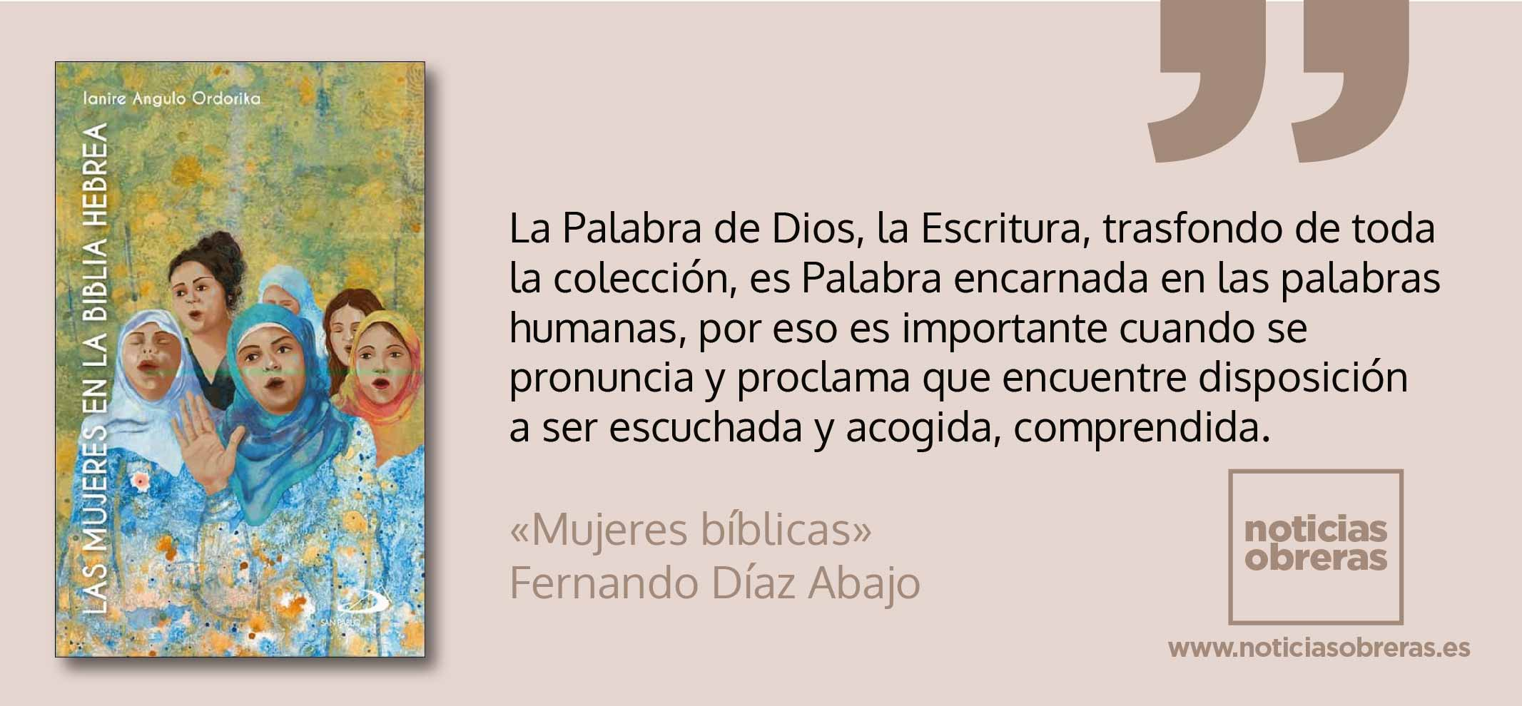 Mujeres bíblicas