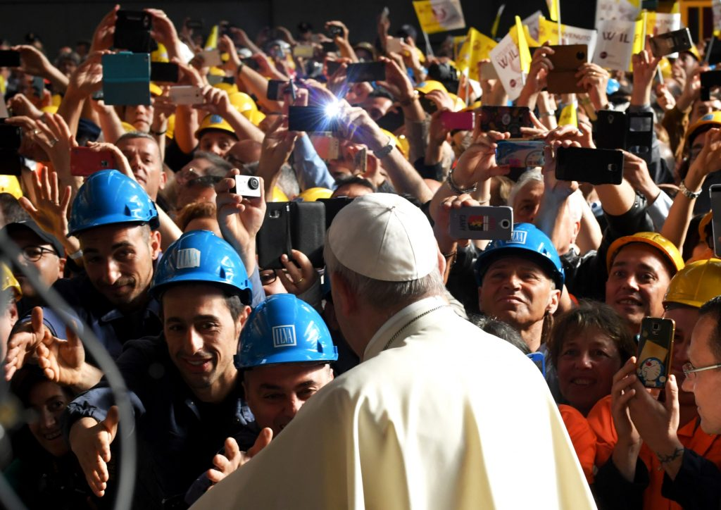 La clave del trabajo en el pontificado de Francisco