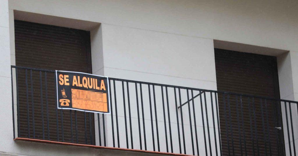 La bonificación fiscal para bajar los alquileres de viviendas es injusta e ineficaz