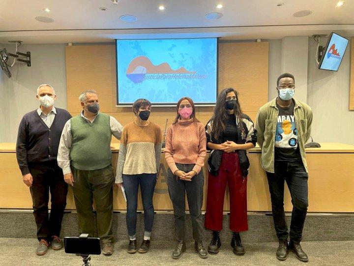 Piden protección para la defensora de derechos humanos Helena Maleno