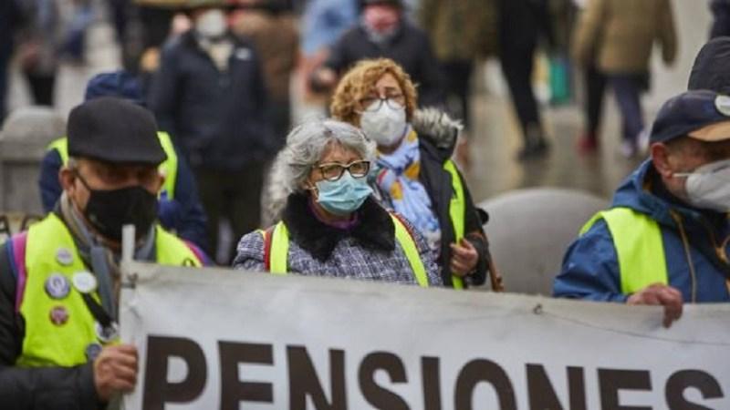 El acuerdo de pensiones, en fase final