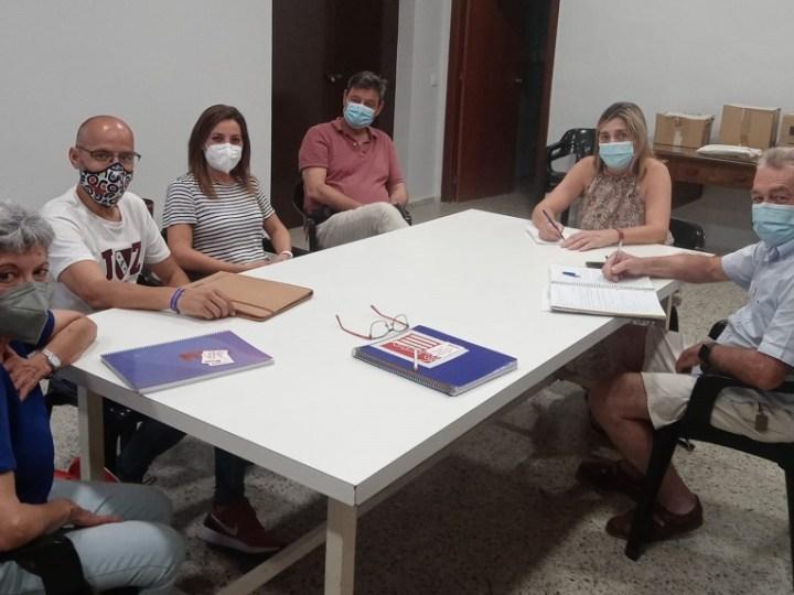 CCOO y la HOAC de Córdoba comparten preocupaciones y exploran vías de colaboración