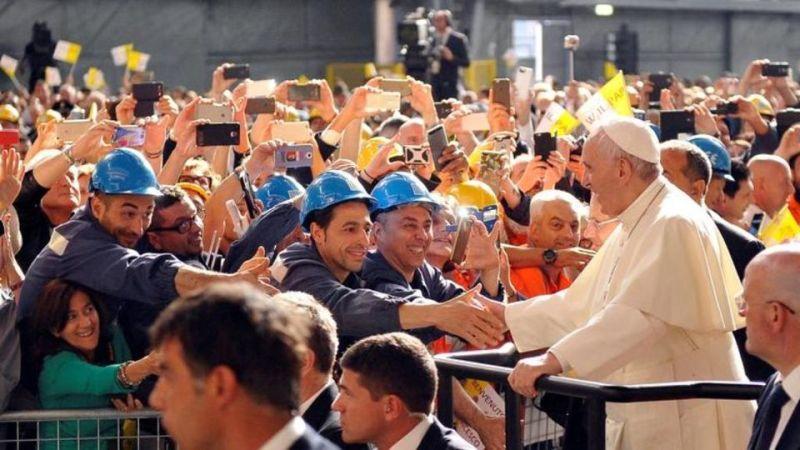 *APLAZADO* El papa Francisco y el trabajo. Motivos para la esperanza