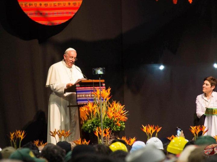 Del I al IV Encuentro Mundial de Movimientos Populares