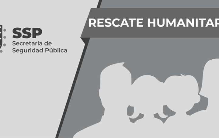 Captura SSP a tres por presunto tráfico de personas y rescata a 178 migrantes en Las Choapas