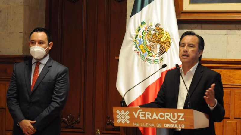 Responsabiliza Cuitláhuac al INE por escasa participación ciudadana en Consulta Popular