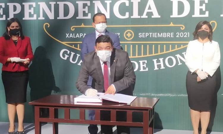 En el ORFIS, revisión parcial, Congreso Local no será tapadera de nadie: Gómez Cazarín