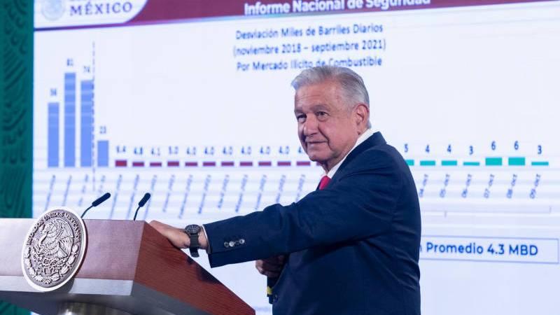 «Reforma eléctrica, conviene al pueblo»: AMLO