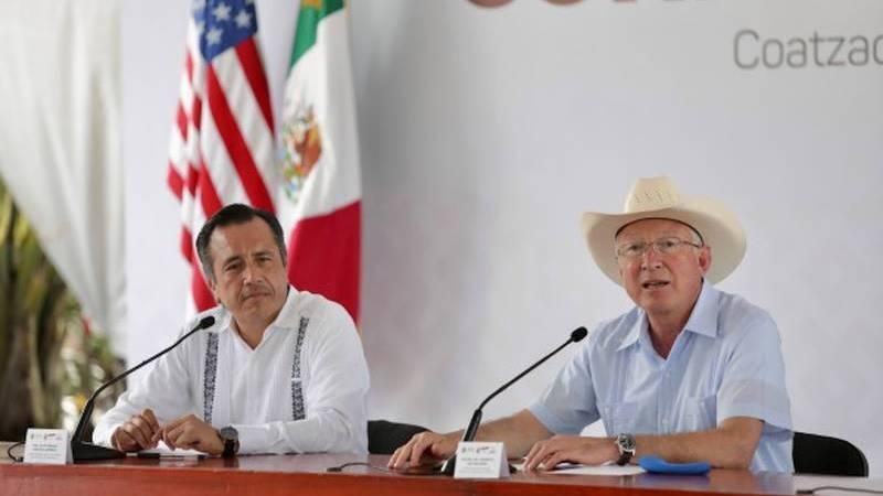 El presidente va cumpliendo su palabra de reimpulsar el sureste del país: Cuitláhuac