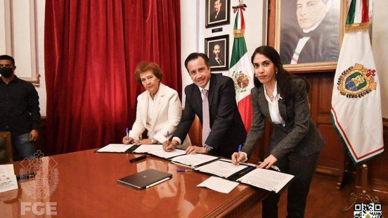 Fiscalía General del Estado, Tribunal Superior de Justicia y Consejo de la Judicatura firmaron convenio de colaboración