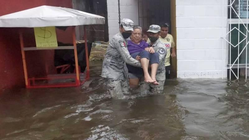 No se pedirá declaratoria de emergencia para la región de Lerdo de Tejada, dice Gobierno del Estado que «ellos pueden»