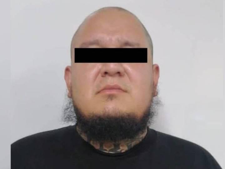 Detienen a «El Millonario», miembro de la banda Cartel de Santa, por presunto homicidio