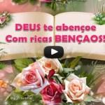 Uma Linda mensagem de Deus para o seu coração