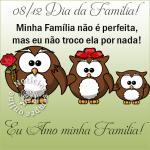 Feliz Dia da Família