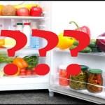 RÁPIDO! Pare de colocar esses alimentos dentro de seu refrigerador!