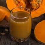 Receita do poderoso suco de abóbora para regular glicose, colesterol e triglicerídeos