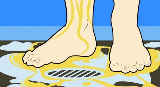 Estas são as 4 razões importantes para urinar no chuveiro que você não sabia
