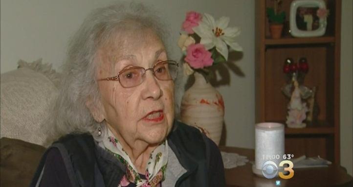Velhinha de 88 anos impede estupro dizendo uma única frase