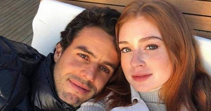 Antes de ser apontada como pivô de separação de José Loreto, Marina Ruy Barbosa deixou recado para o marido
