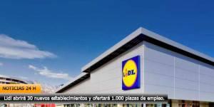Lidl abrira tienda para generar empleo