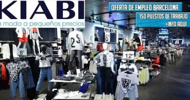 Se abre el proceso de selección para trabajar en Kiabi 150 vacantes de empleo