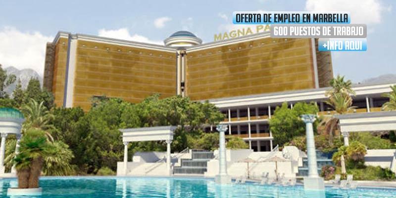 Trabajar Hotel Don Miguel Marbella, oferta de empleo