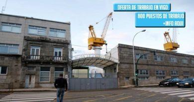 Se buscan 800 personas para trabajar en el Astillero de Vigo