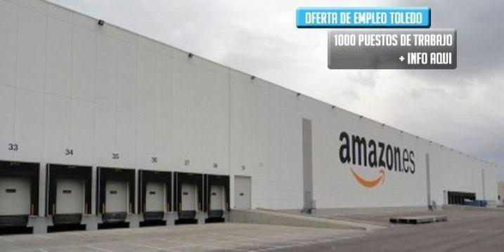 Amazon empleo illescas