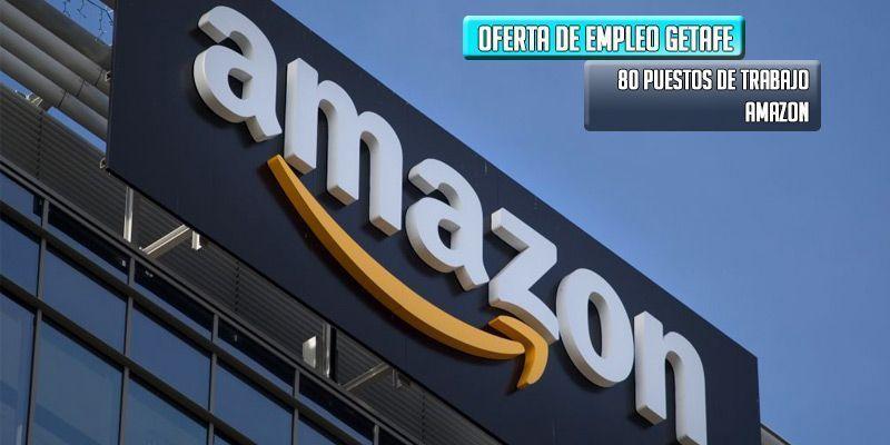 oferta de trabajo amazon