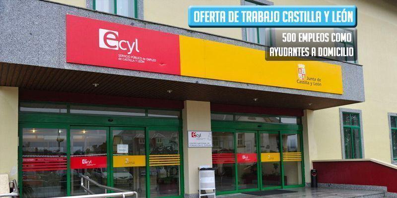 oferta de empleo Servicio Público de Empleo de Castilla y León