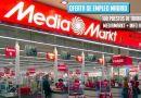 MediaMarkt oferta 100 empleos en Vallecas