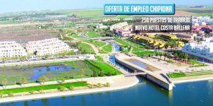 oferta empleo hotel costa ballena chipiona