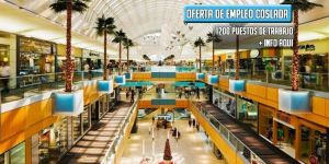 oferta trabajo centro comercial garaeta