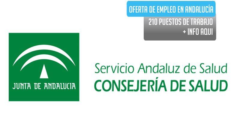 Servicio Andaluz de Salud empleo