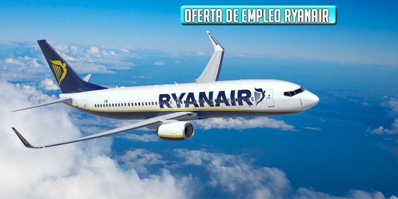 oferta de empleo en Raynair