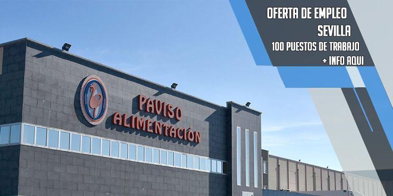 oferta de trabajo en Paviso Sevilla