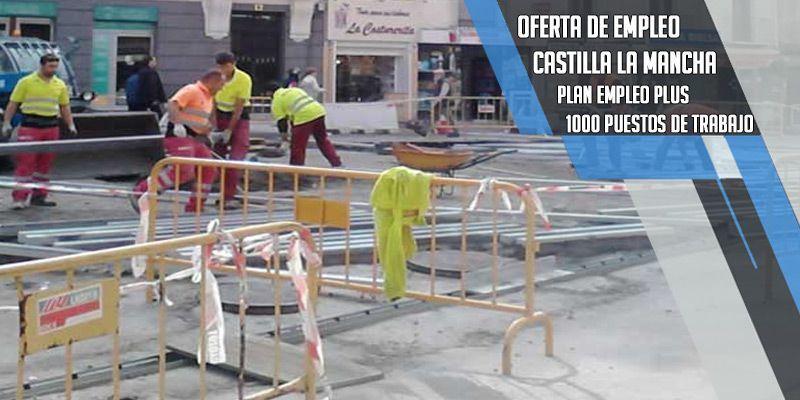 Plan Empleo Plus Castilla la Mancha