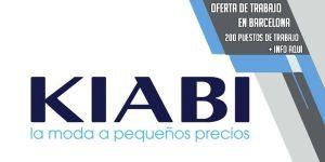 oferta de trabajo en Kiabi Barcelona