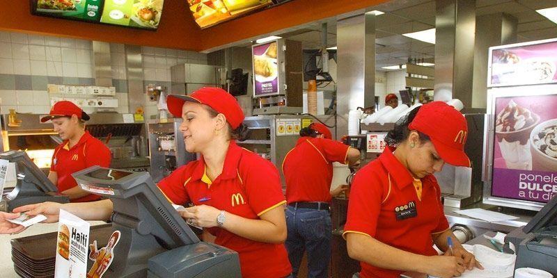 Mcdonalds empleo