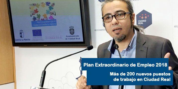 Plan Extraordinario de Empleo Ciudad Real