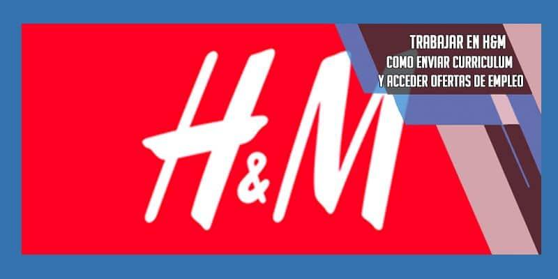 como trabajar en H&M