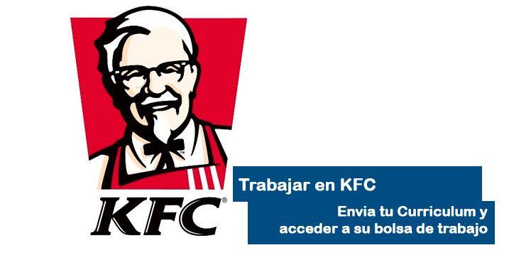TRABAJAR EN KFC