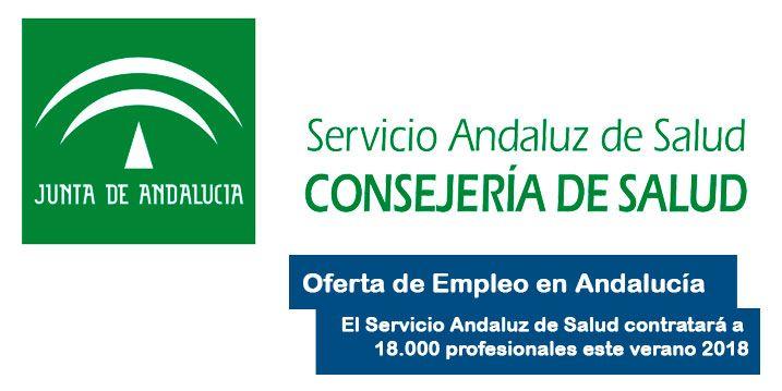 Oferta de Empleo en el Servicio Andaluz de Salud