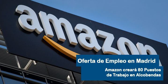 Trabajar en Amazon Alcobendas