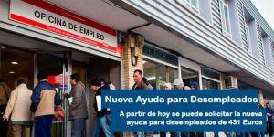 Subsidio Extraordinario por desempleo SED