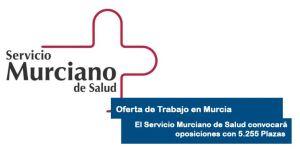 oposiciones al servicio murciano de salud
