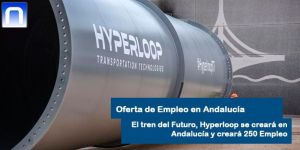 empleo Hyperloop