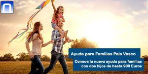 ayuda para familias Pais Vasco