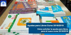 solicitar ayuda para libros