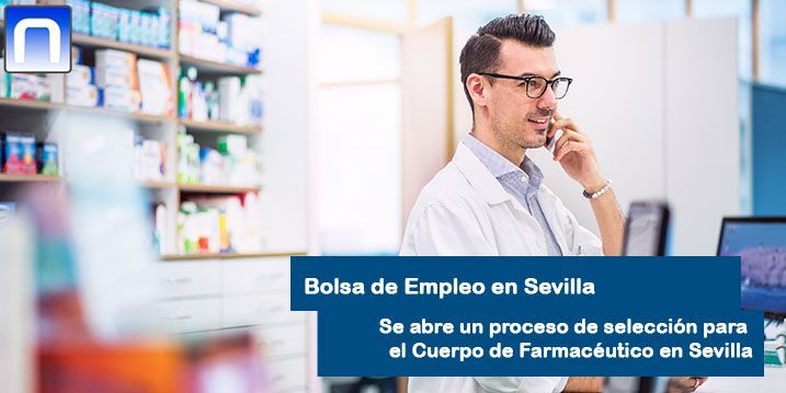 Bolsa de empleo público farmaceutico